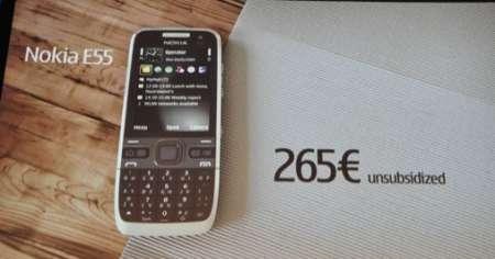 Nokia E55 un mese in standby!