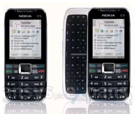 Nokia E75 il prezzo svelato