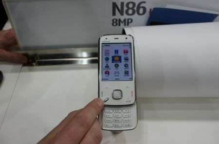 Nokia N86 la nostra prova