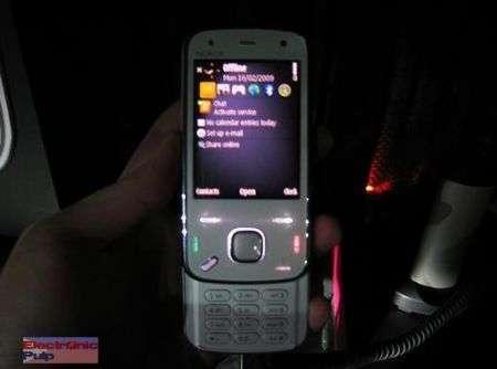 Nokia N86 con fotocamera da 8 megapixel!