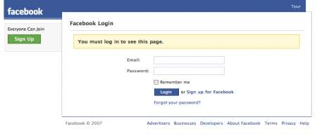 Password Facebook: il metodo per rubarla