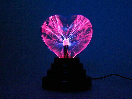 plasma heart san valentino