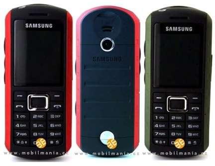 Samsung B2100 Entrylevel