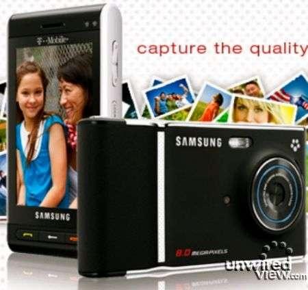 Samsung Memoir con T-Mobile