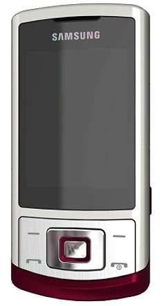 Samsung S3500 slider