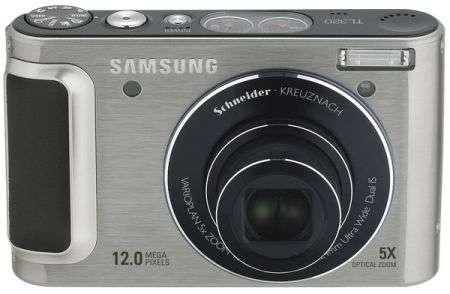 Fotocamere Samsung TL320 e HZ15W 12 megapixel