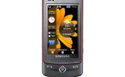 Samsung Ultra Touch S8300 prezzo e uscita per l'Italia