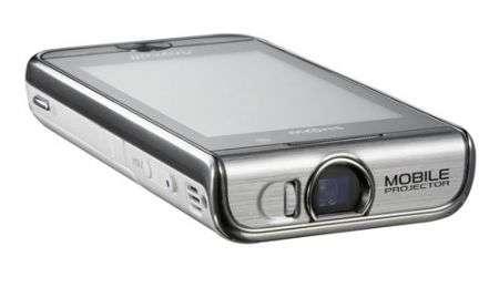 Samsung i7410 Show con proiettore al MWC 2009