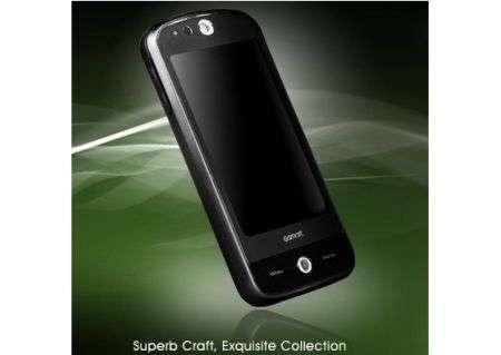 Gigabyte Gsmart S1200 touchscreen!