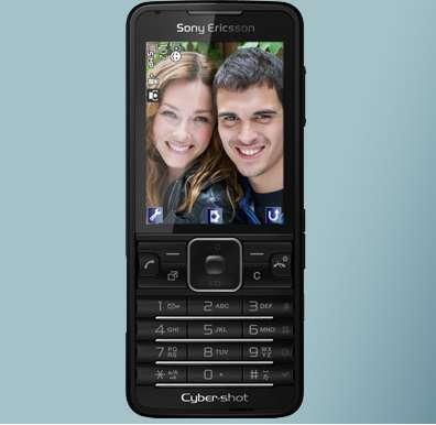 Sony Ericsson C901 Cybershot