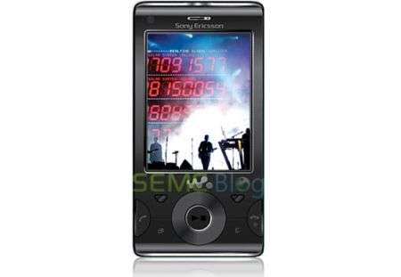 Sony Ericsson Hikaru W923 appare
