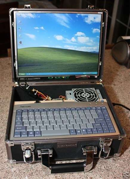 Il Netbook fatto in casa