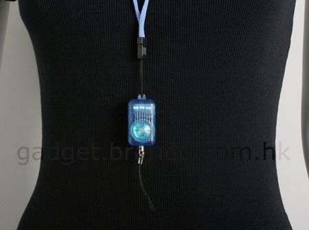 Tiny Personal Guard Alarm: 120dB di sicurezza