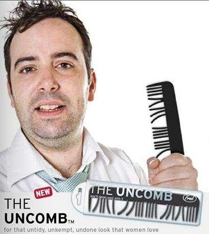 """The Uncomb: lo """"spettine"""""""