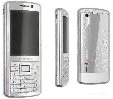 Vodafone 835 con 3G e GPS