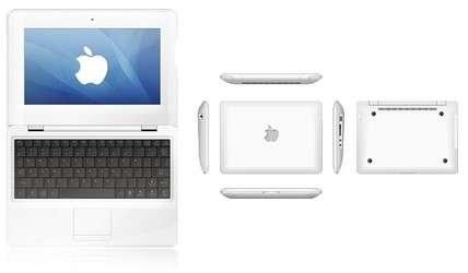 Netbook Apple clone in Cina