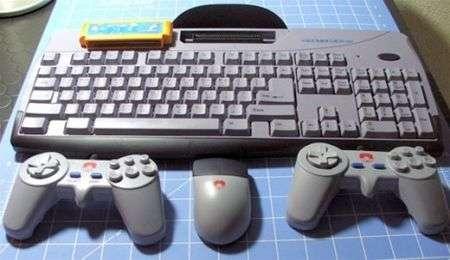 8 bit TV Computer