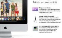 Apple iMac nuove versioni presentate