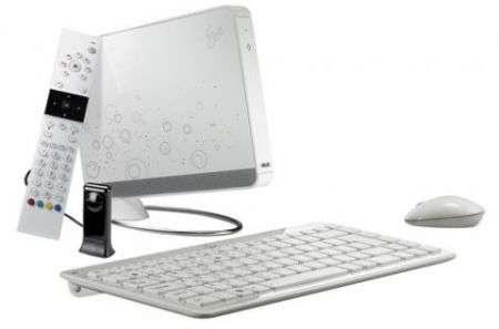 ASUS Eee Box B208: Vista e HDMI