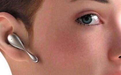 Auricolari Bluetooth come gioielli
