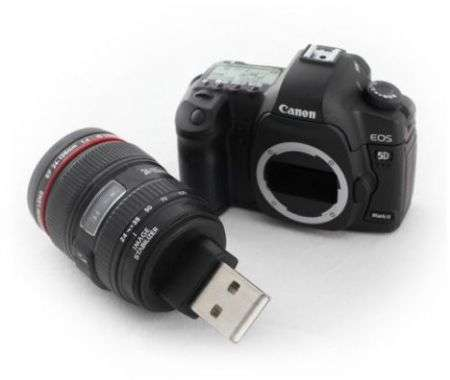 Canon 5D Mark II USB Flash Memory