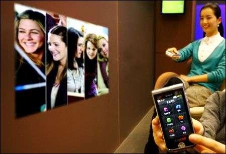 Cellulari con Proiettori HD