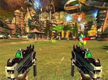 Videogiochi d'azione migliorano la vista