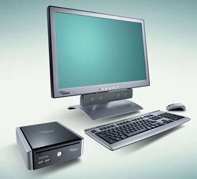 Fujitsu Siemens Esprimo 7935 il pc zero watt