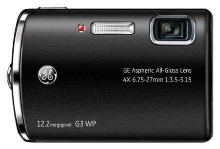 Fotocamera subacquea GE G3WP