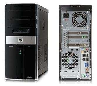 HP Pavilion Elite m9600 PC