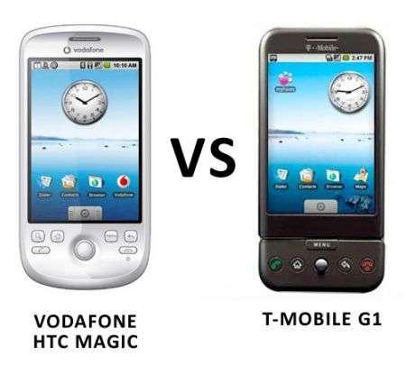 HTC Magic Vodafone i piani tariffari