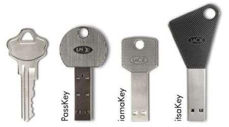 LaCie USB Keys: le vere chiavette