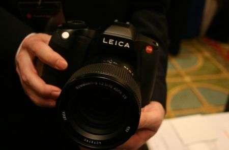 Fotocamera Leica S2 da 37 megapixel