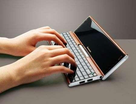 Lenovo Pocket Yoga Netbook bellissimo