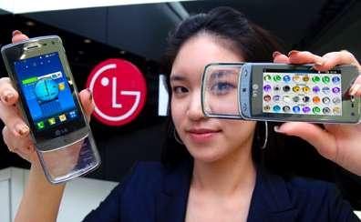 LG GD900 trasparente in arrivo