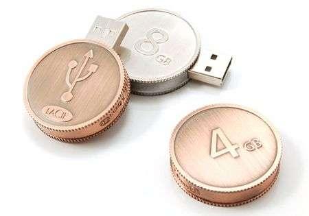 Monete USB Cinq Cinq