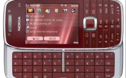 Nokia E75 e E55 debuttano in Italia, i prezzi