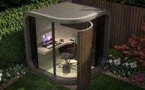 OfficePod: lufficio a casa tua