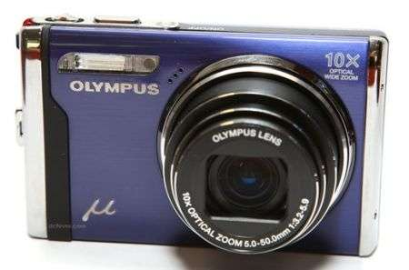 Olympus μ9000, la fotocamera che rende belli