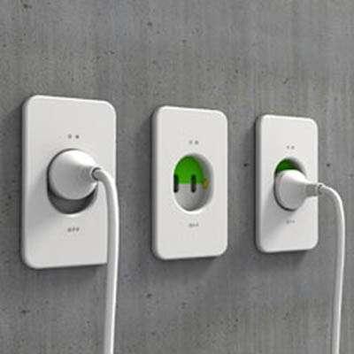 Slide Nostril, nuove prese elettriche