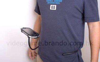 PSP Cobra Stand: un supporto sempre e ovunque