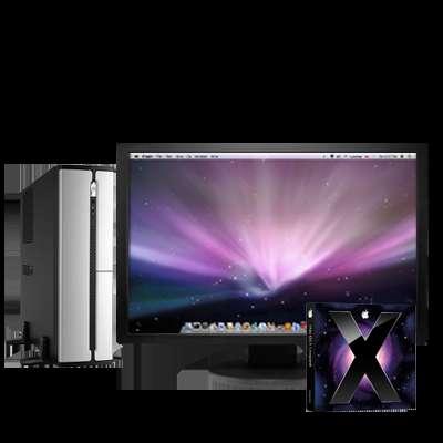 Pystar: nuovo pc con OS X