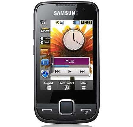 Samsung S5600: touchscreen economico