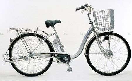 Sanyo: parcheggio e ricarica bici elettriche