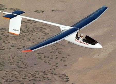 Sunseeker II: l'aereo solare