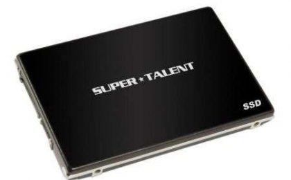 SuperTalent SSD ad alta velocità