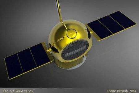 MIR: sveglia a energia solare