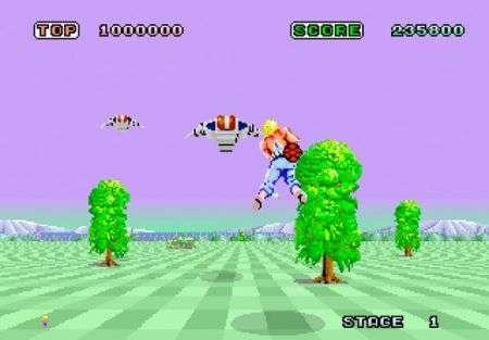 Nintendo Wii Virtual Console: giochi arcade classici