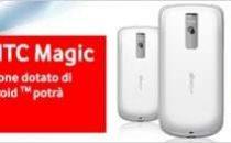 Vodafone HTC Magic Android: prezzo 449 euro