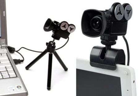 Luci, webcam… azione!